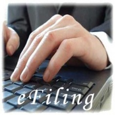 Online tax filing