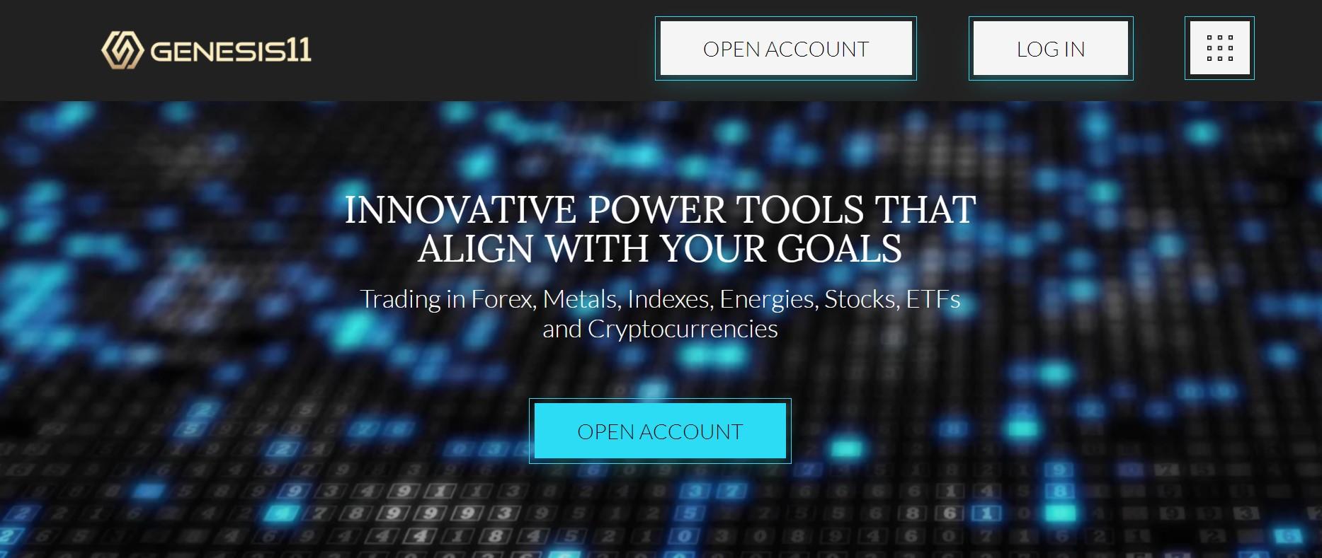 Genesis11 website